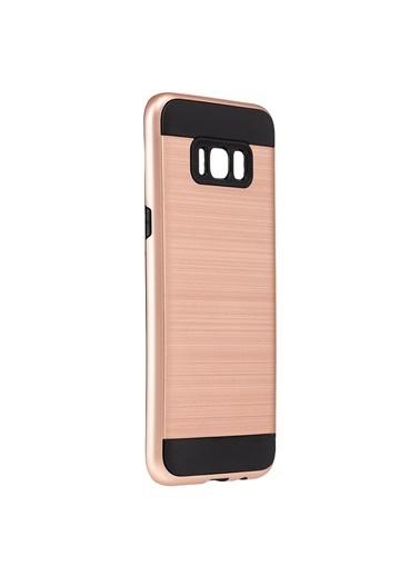 MF Product MF Product Jettpower 0320 Telefon Kılıfı Samsung Galaxy S8 Plus Rose Pembe